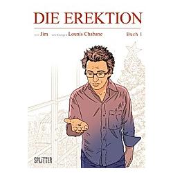 Die Erektion. Jim  - Buch