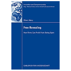 Free Revealing. Oliver Alexy  - Buch