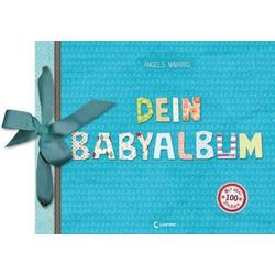 Loewe Verlag Dein Babyalbum (Junge-blau)