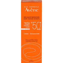 AVENE SunSitive Sonnencreme SPF 50+ 50 ml
