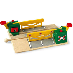 BRIO® Spielzeugeisenbahn-Kreuzung BRIO® WORLD Magnetische Kreuzung