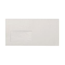 100 DL Briefumschläge SK m.F. grau 75g