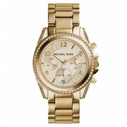 MK5166 Armbanduhr für Damen Damenuhr Uhr Gold