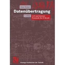 Datenübertragung als Buch von Peter Welzel