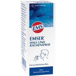 EMSER Hals- und Rachenspray 20 ml