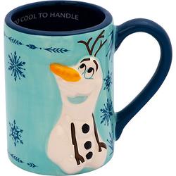 Frozen Olaf 3D Tasse (Olaf Snowflakes)