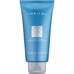 Azzaro Chrome Bath and Shower Gel 300 ml Duschgel