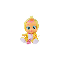 IMC TOYS Babypuppe Cry Babies LEA Funktionspuppe gelb
