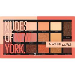 MAYBELLINE NEW YORK Lidschatten-Palette Nudes Of New York