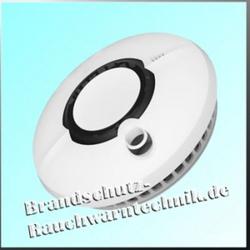 FireAngel ST-632 DE P-Line Rauchmelder mit Thermoptek-Technologie inkl. Funk - Schnittstelle (ohne Funkmodul)
