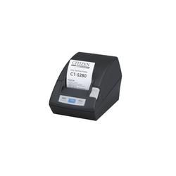 CT-S280 - Bondrucker, 58mm Druckbreite, USB, schwarz