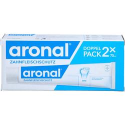 ARONAL Zahnpasta Doppelpack 150 ml