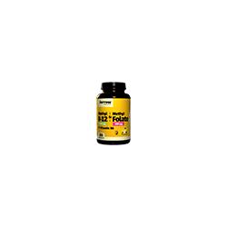 JARROW Methyl B-12 & Methyl Folate+Vitamin B6 Lut. 100 St