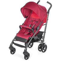 Chicco Sport-Kinderwagen Liteway³, Red Berry, mit Regenschutz; Kinderwagen, Buggy, Sportwagen, Kinder-Buggy, Kinderbuggy