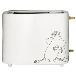 Moomin New Nordic Keramik Toaster Mumin Weiß