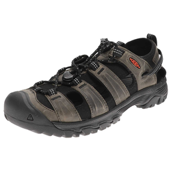 Keen TARGHEE III SANDAL Grey Black Herren Outdoor-Sandalen Grau, Grösse: 41 EU