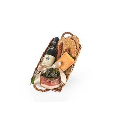Delikat in der Holzkiste-Geschenke