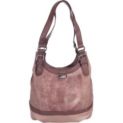 Handtasche Juna Zip Shopper S Handtasche rosa