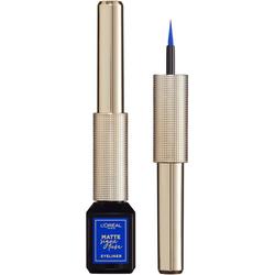 L'ORÉAL PARIS Eyeliner Matte Signature Eyeliner blau