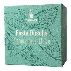 Bioturm Festes Dusche - Zitronengras-Minze 100g