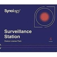 Synology NAS Server Lizenzpaket DEVICE LICENSE X 4