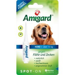 AMIGARD Spot-on Hund ueber 15 kg