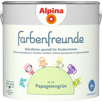 Alpina Farbenfreunde Nr. 06 2,5 l papageiengrün