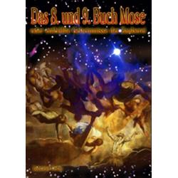 Das 8. und 9. Buch Moses als Buch von Mose/ Moses
