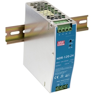 Unbekannt MEAN WELL original NDR-120-12 12V 10A meanwell NDR-120 12V 120W single - produktion industrielle din - schiene stromversorgung