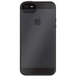 Griffin Reveal Case Apple iPhone SE, iPhone 5, iPhone 5S Schwarz (transparent)