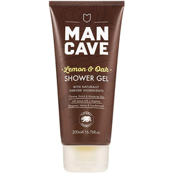 MAN CAVE Duschgel Lemon & Oak