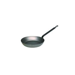 Riess Bratpfanne Eisenpfanne Rund, Eisen (1-tlg), eignen sich besonders für Gasherd oder offenes Feuer Ø 24 cm x 3.8 cm