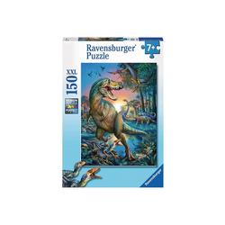 Ravensburger Puzzle Puzzle, 150 Teile XXL, 49x36 cm, Urzeitriese, Puzzleteile