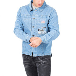 Southpole Hemd Southpole Denim Shirt S