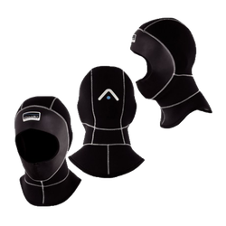 # Kallweit Kopfhaube - 5/7 mm - für IDM - Vollgesichtsmaske - Gr: M/L