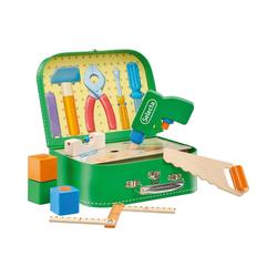 Selecta Spielwerkzeugkoffer Werkzeugkoffer, 25x18 cm