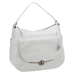 Picard Handtasche Sylt 9707, Beuteltasche / Hobo Bag weiß