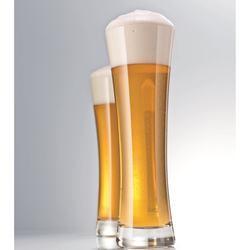SCHOTT ZWIESEL Serie BEER BASIC Weizenbierglas 2 Stück 0,5 Liter