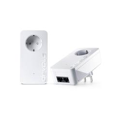 DEVOLO dLAN 550 duo+ Starter Kit Netzwerk-Adapter