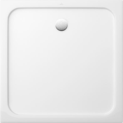 Villeroy & Boch Duschwanne O.NOVO Quadrat, mit Antirutsch 800 x 800 x 60 mm weiß