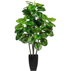Künstliche Zimmerpflanze Maranta Maranta, Creativ green, Höhe 105 cm