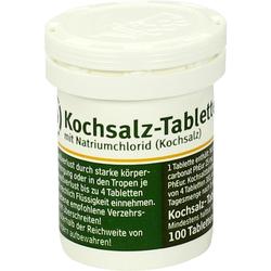Kochsalz-Tabletten