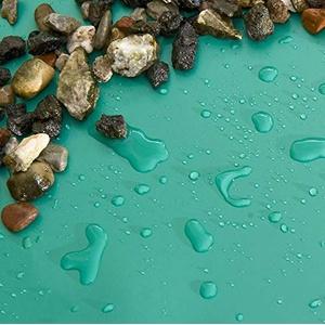 NORDFOL 10,99€/m2 Teichfolie Patina/anthrazit PVC -P 1,5mm stark - Wunschmaß Folie auf Anfrage möglich (PVC-P, 8m x 10m)
