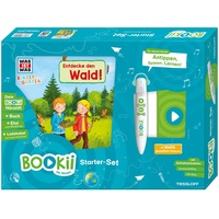 Tessloff BOOKii Starterset Was ist Was Kindergarten Entdecke den Wald