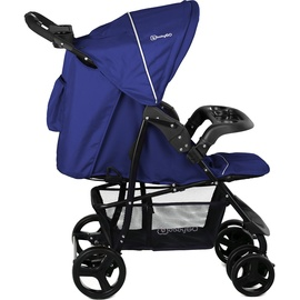 BabyGO Basket blau