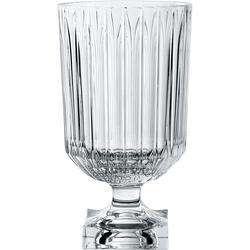 Nachtmann Dekovase Minerva, Kristallglas farblos Blumenvasen Pflanzgefäße Kleinmöbel