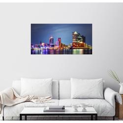 Posterlounge Wandbild, Elbphilharmonie 160 cm x 80 cm