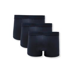 Ted Baker Trunk 3-Pack Enganliegende Retroshorts blau M