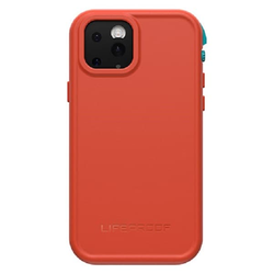 LifeProof Frē (iPhone 11 Pro), Smartphone Hülle, Orange, Blau
