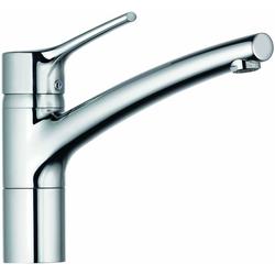 Einhebel-Bajonett-Küchenarmatur für Unterfenster Montage Kludi 335789675 edelst.